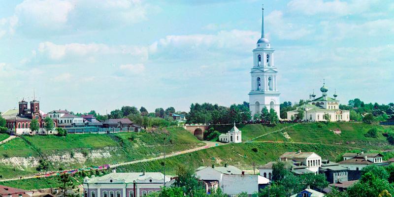 Город воинской славы Ржев отмечает свое 800-летие