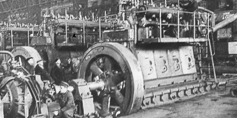 Социально-бытовая жизнь работников горьковского завода