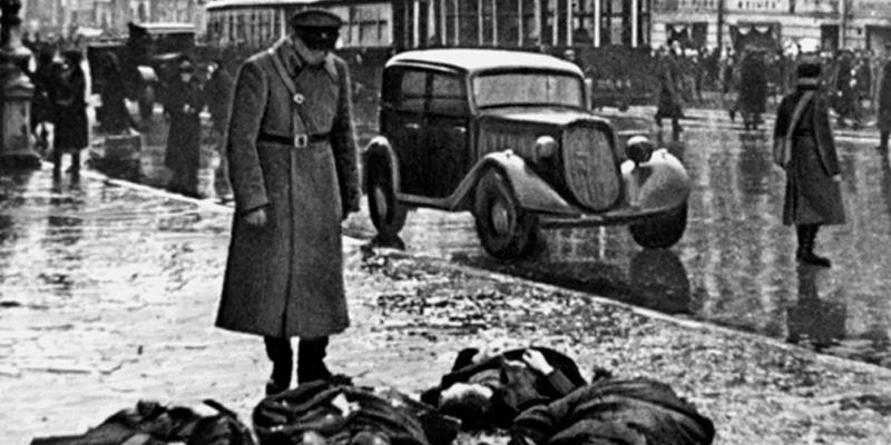 Великая Отечественная война 1941-1945 гг. Гибель мирных жителей