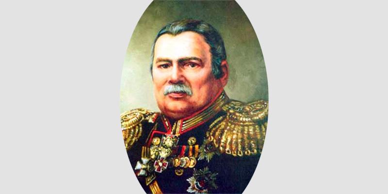 Кто отстоял и спас России целость, Всем жертвуя призванью своему