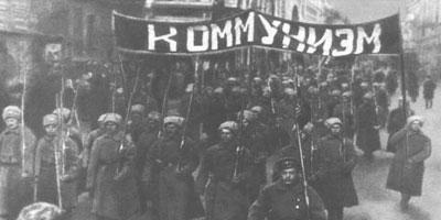 «Белые» и «красные» в период Гражданской войны в России