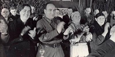 Канун и первые дни Великой Отечественной войны в Минске