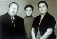 Семья Багдасарян в годы Великой Отечественной Войны