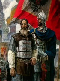 У всякого народа есть родина, но только у нас – Россия!